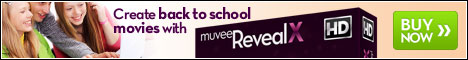 Create Back To School Movies with muvee Reveal X