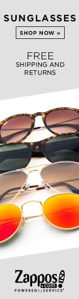 Zappos Sunglasses