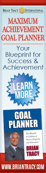 160x600 Maximum Achievement Goal Planner