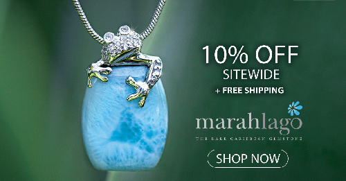 Wildlife Larimar Jewelry 10% OFF