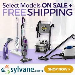 Steam Cleaners - Sylvane.com