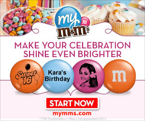 Shop M&M's for sweet and fun Christmas gifts!