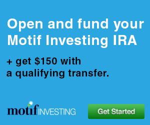 Open a Motif IRA - Get Started