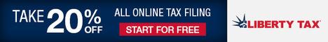 Liberty Tax Coupon