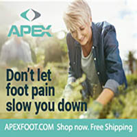 Apexfoot.com Foot Health & Wellness
