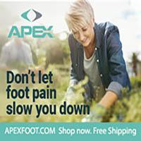 Apexfoot.com Foot Health & Wellness