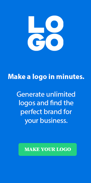 Make a logo in minutes