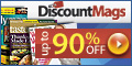 DiscountMags.com - Over 1500 Magazines at Discounted Prices
