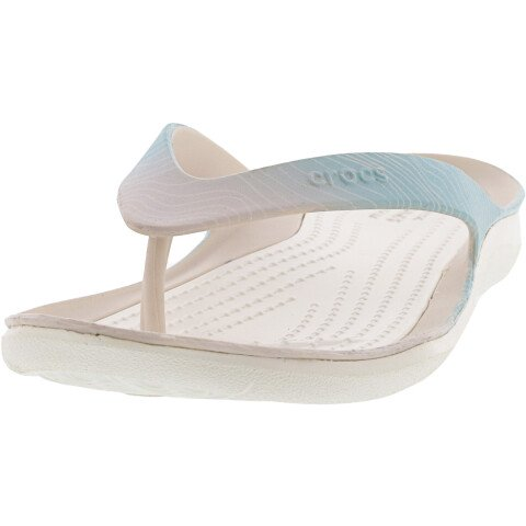 Crocs Women's Swiftwater Seasonal Flip Sandal