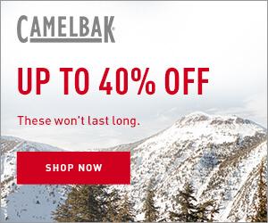 CamelBak Winter Sale