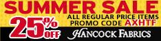 234x60 Summer Sale Plus Coupon - Ends June 16th