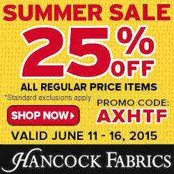 250x250 Summer Sale Plus Coupon - Ends June 16th