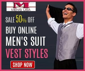Men's Suit Vest Styles