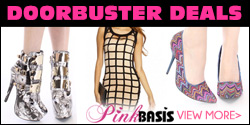 Shop Doorbuster Deals at PinkBasis.com