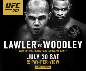 UFC 201 Weigh Ins Live