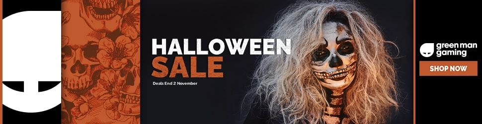 Shop the Halloween Sale at Green Man Gaming