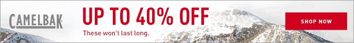 CamelBak Winter Sale