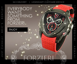 Everybody wants something from Forzieri