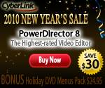 PowerDirector 7 Ultra - 40% Off!
