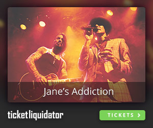 Jane's Addiction tickets