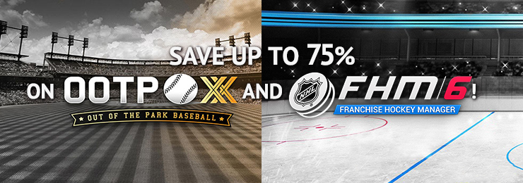 GamersGate - Out of the Park Save Upto 75% OFF