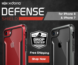 Image for Defense Shield case for iPhone 8 and iPhone 7