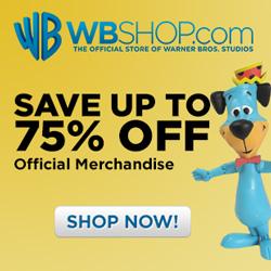 Warner Bros. Online Shop Clearance Corner