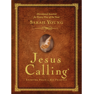 Jesus Calling Devotional Journal by Sarah Young