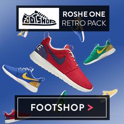 Footshop ES: Nike Roshe One Retro