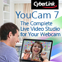 YouCam 2-Chat online using 3D avatars