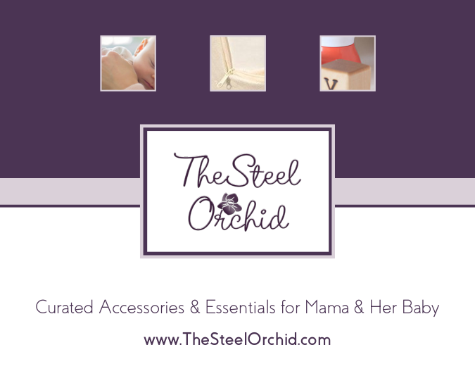 The Steel Orchid