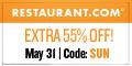 Restaurant.com Weekly Promo Banner 120x60