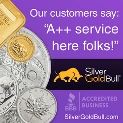 Your Trusted Dealer for Silver and Gold!