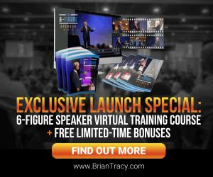300x250 Exclusive Launch - 6-Figure Speaker Virtual Training + Free Bonuses