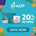 AOP Spring Sale