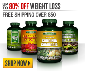 80% Off 300x250 Weight Loss Banner