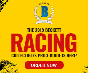 Racing Collectibles Price Guide #30