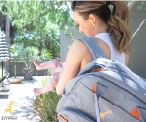 Dyper - FREE Diaper Bag
