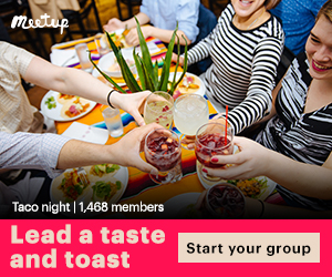 Lead a taste and toast. Start your group