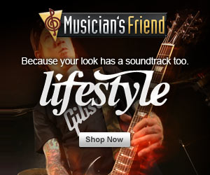 Lifestyle at MusiciansFriend.com