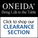 Shop Oneida.com Clearance!