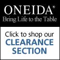 Shop Oneida.com Clearance!