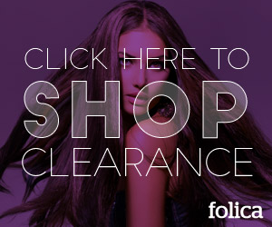 Get $40 Off on a Hair Dryer purchase at Folica.com