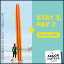 AccorHotels Summer Offer : up to 40% off