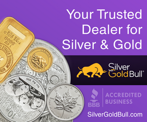 Buy Now! SilverGoldBull.com