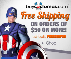 Site Wide Shipping Offer