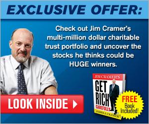 Jim Cramer's Financial Advice - The Street