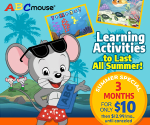 ABCmouse.com - $10 for 3 Months!