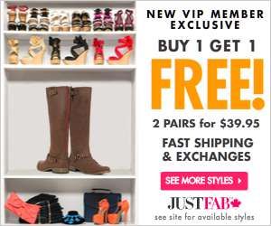 Take our fashion quiz at JustFab.com