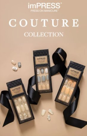 New imPRESS Couture Collection